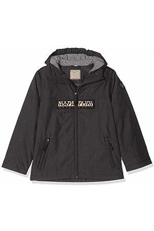 Napapijri Boys' K Rainforest Open 1 Jacket, Dark Solid 198