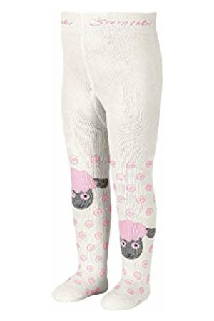 Sterntaler Baby Girls' Strumpfhose Schaf Hold-Up Stockings