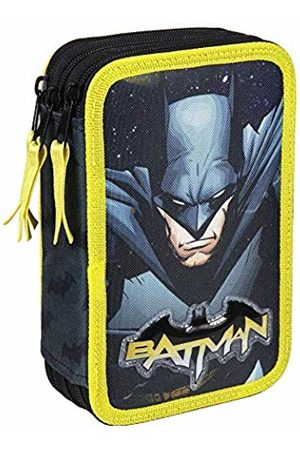 Artesanía Cerdá Plumier Triple Giotto Premium Batman Pack Pocket