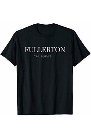 City FULLERTON CALIFORNIA CA USA Gift FULLERTON CALIFORNIA CA USA Patriotic Vintage Sports Gift T-Shirt