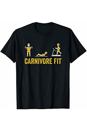 Ketogenic Endurance Carnivore Diet Success Company Meat Heals Carnivore Fit Clothing for Diet and Fitness Life T-Shirt