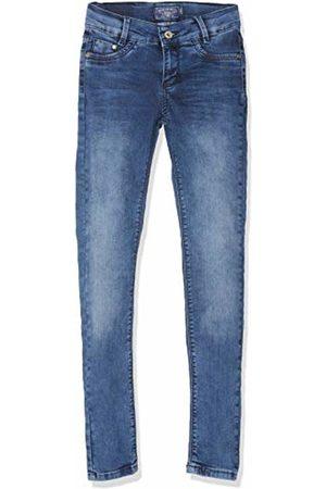 Blue Effect Girl's 0126-Super Skinny, Ultrastretch Jeans, (Medium 9698)