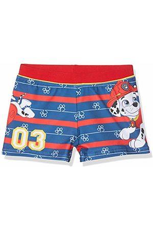 Nickelodeon Boy's Paw Patrol Boxer Shorts, ( Amarante)