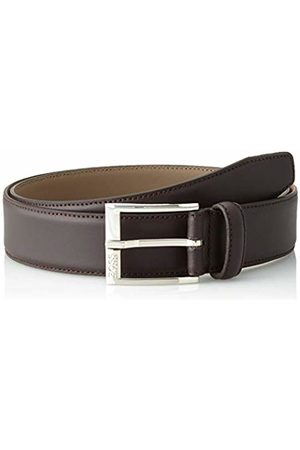HUGO BOSS Men's Ellotyo_sz35 Belt, (Dark 202)