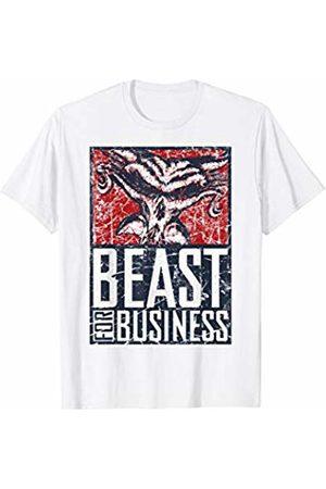 WWE Brock Lesnar Poster Beast Distress