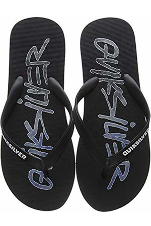 Quiksilver Molokai Wordmark-Flip-Flops for Men Beach & Pool Shoes, ( / / Xkbw)