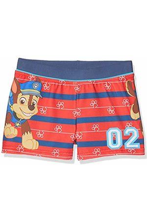 Nickelodeon Boy's Paw Patrol Boxer Shorts, ( Captain)