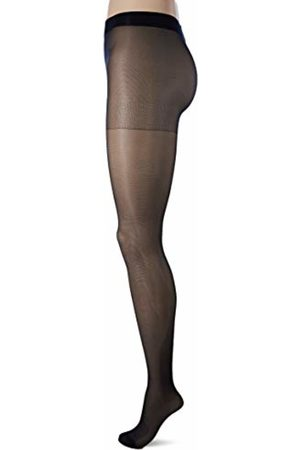 Levante Women's Romantic 15 Autoreggente 100% Made in Italy Hold-up Stockings