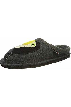 Haflinger Unisex Adults' Flair Tucan Open Back Slippers