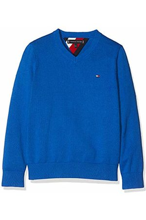 Tommy Hilfiger Boy's Essential V-Neck Sweater Sweatshirt