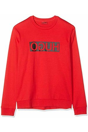 HUGO BOSS Men's Dicago194 Sweatshirt, Open