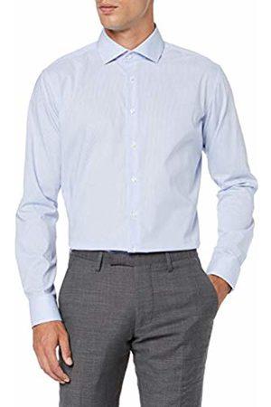 Seidensticker Men's X-Slim Fit Langarm Mit Spread Kent-Kragen Bügelfrei Kariert-100% Baumwolle Formal Shirt