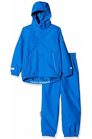 Ticket to Heaven Boy's Regenanzug 2tlg. Plain M. Abnehmbarer Kapuze Snowsuit, (Princess 3123)