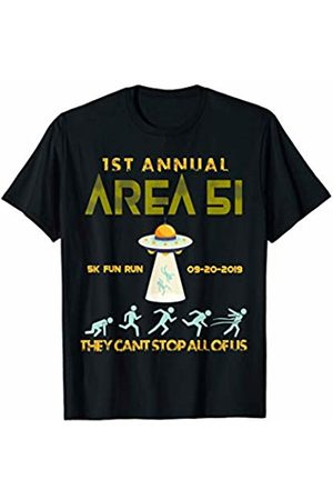 Area 51 Tee 1st Annual Area 51 5k Fun Run September 20
