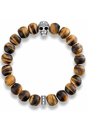 Thomas Sabo Women Silver Charm Bracelet - A1701-826-2-L18