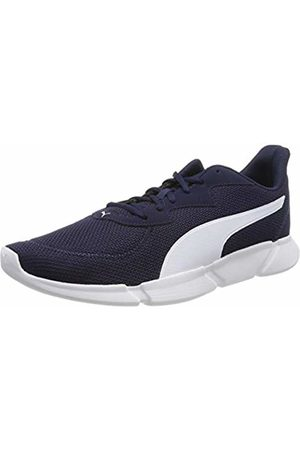 Puma Unisex Adults' INTERFLEX Runner Running Shoes, (Peacoat 03)
