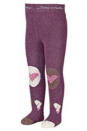 Sterntaler Baby Girls' Krabbelstrumpfhose Maus Hold-Up Stockings