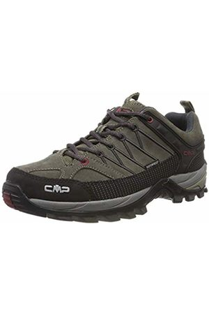 CMP Men's Rigel Low Rise Hiking Shoes, ((Torba-Antracite 02pd)