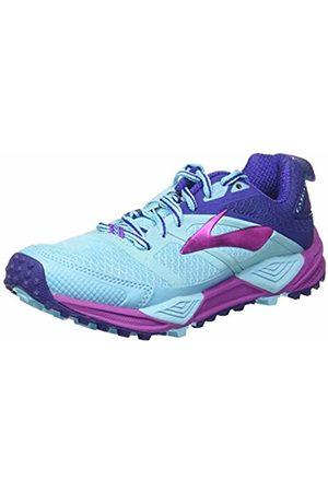 Brooks Women's's Cascadia 12 Training Shoes Multicolor (Bluefish/clematisblue/purpleca) 7.5 UK