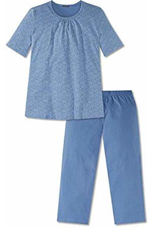 Schiesser Women's Schlafanzug 3/4 Lang Pyjama Set