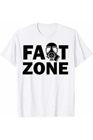 Miftees Fart Zone funny I love to fart T-Shirt