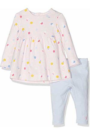 Joules Baby Girls' Christina Clothing Set, ( Apple Spot Pnkaplespt)