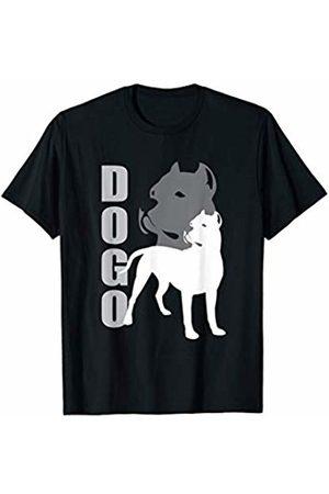 NickerStickers Dogo Argentino Dog T-Shirt