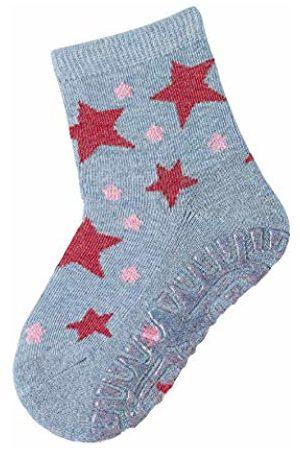 Sterntaler Baby Girls' Glitzer-flitzer Air Casual Socks