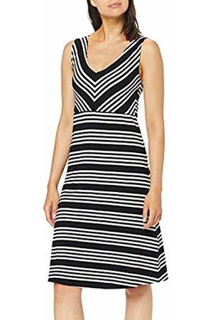 Tom Tailor Casual Women's Gestreiftes Kleid Dress, ( Stripe 17265)