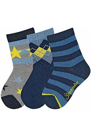 Sterntaler Baby Boys' Söckchen 3er-Pack Casual Socks