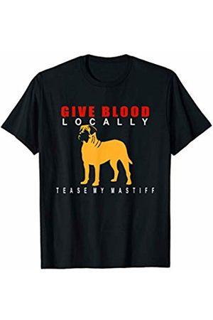 NickerStickers Tease My Mastiff | Guard Dog T-Shirt