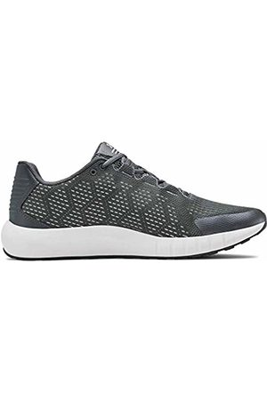 Under Armour Men's Micro G Pursuit SE Running Shoes, (Pitch Gray/Onyx /Metallic 100)