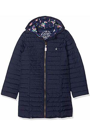 Joules Girl's Longline Kinnaird Coat