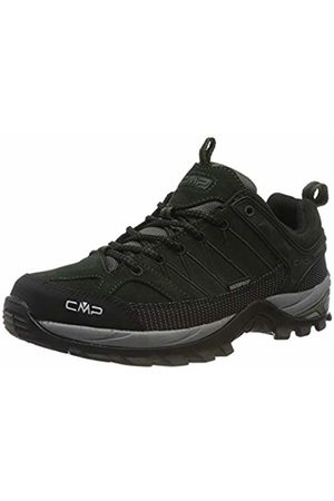 CMP Men's Rigel Low Rise Hiking Shoes, ((Loden-Nero 02fd)