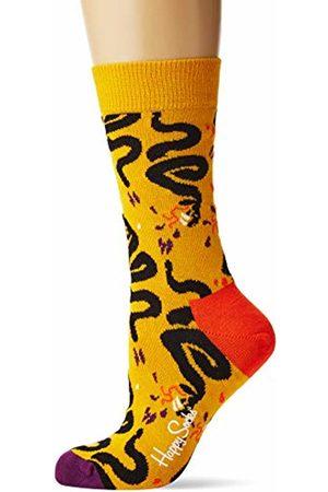 Happy Socks Women's Snake Sock 220)