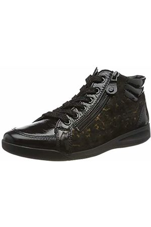 ARA Women's ROM 1244407 Hi-Top Trainers
