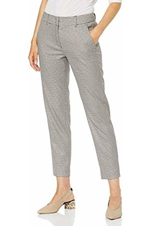 s.Oliver Women's 11.908.76.3040 Trouser, ( Check 87n1)