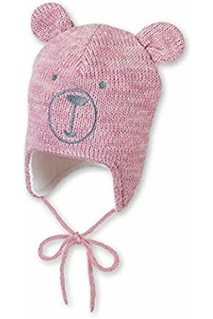 Sterntaler Baby Girls' Strickmütze Cappellopello Cap