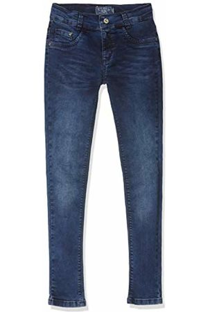 Blue Effect Girls Skinny - Girl's 0126-Super Skinny, Ultrastretch Jeans, ( Denim 9737)