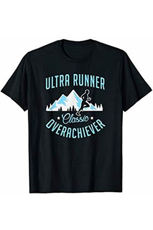 Footrace Athletic Clothes Ultra Runner Classic Overachiever Long Distance Marathon T-Shirt