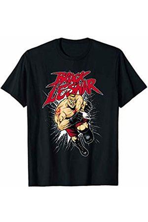 WWE Brock Lesnar Cracked Comic