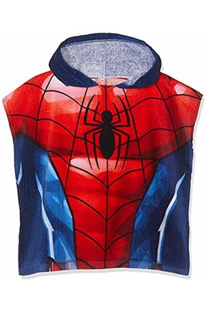 Marvel Boy's Spiderman Thermal Bottoms, Navy