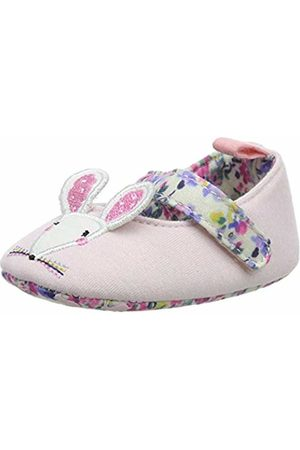 Joules Baby Girls' Littleton Birth Shoes, Mice Pnkmice