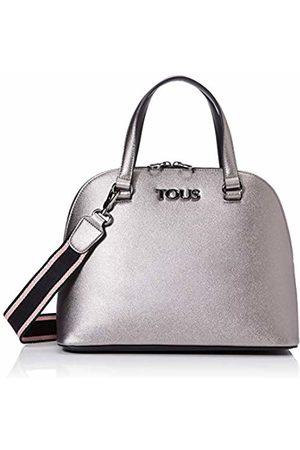 TOUS Bowling New Essence Women's Bowling bag, (Gun/Negro 995900625)
