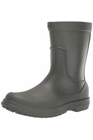 Crocs AllCast Rain Boot Men, Dusty Olive