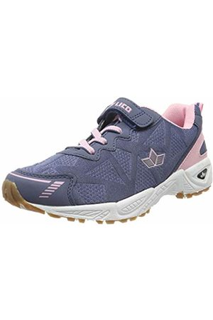 LICO Women's Flori VS Multisport Indoor Shoes, Grau/Rosa