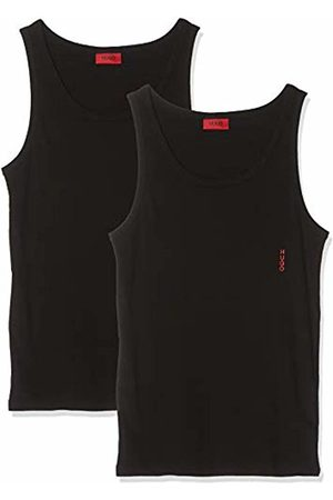 HUGO BOSS Men's Tank Top Twin Pack Vest, 001