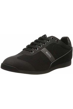 HUGO BOSS Men's Glaze_Lowp_mewt Low-Top Sneakers, ( 001)