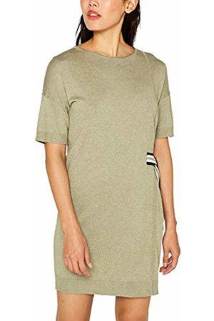 Esprit Women's 089cc1e013 Dress, Khaki 5 354