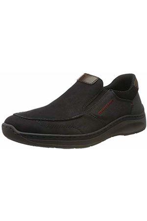 Rieker Men's B8952-00 Low-Top Sneakers, Kastanie Schwarz 00